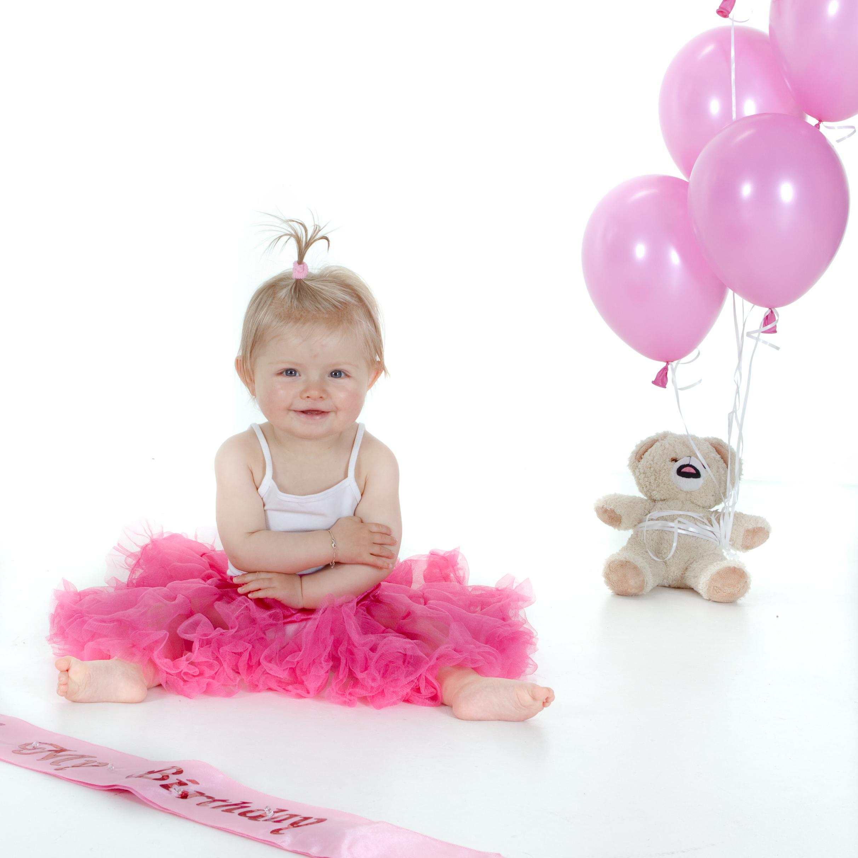 De eerste verjaardag van je kindje is vaak een mooie aanleiding voor kinderfotografie