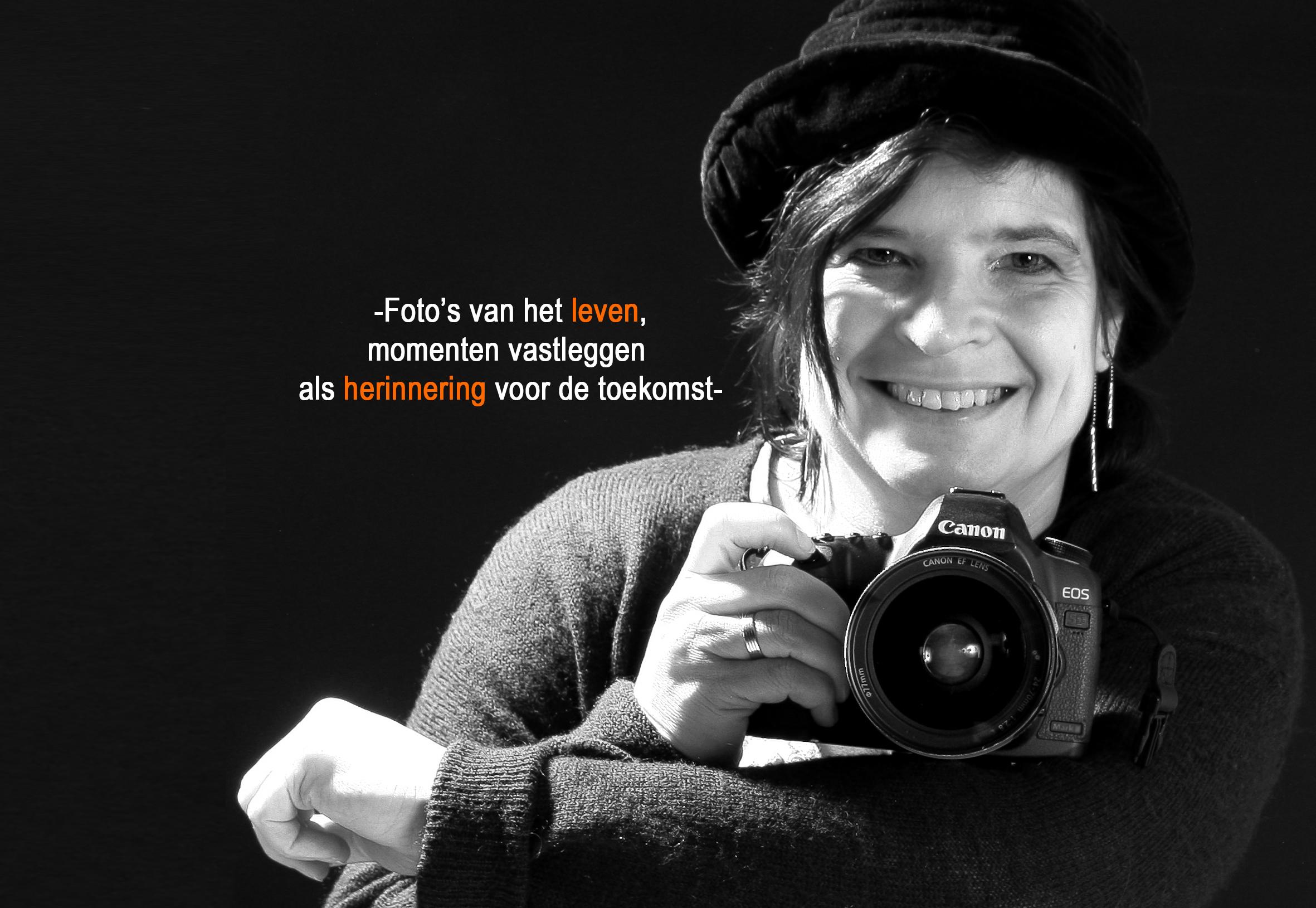 Diana Bekker, fotograaf van Foto di Vita